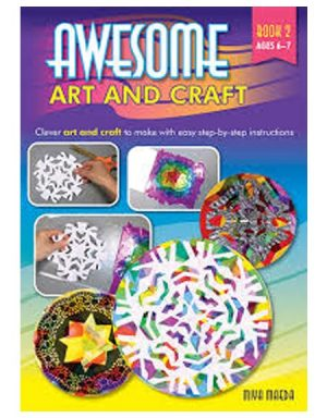 AWESOME ART & CRAFT – BOOK 2 (Book)