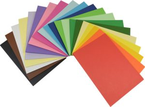 Cover Paper - Assorted Colours