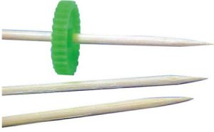 BAMBOO SKEWERS – 4MM – THICK (1000pk)