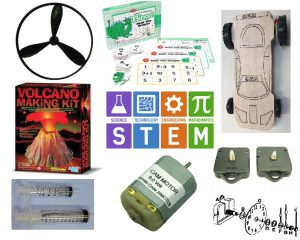 STEM - SCIENCE / TECHNOLOGY / ENGINEERING / MATHEMATICS